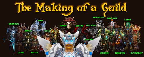 The Making of a guild.